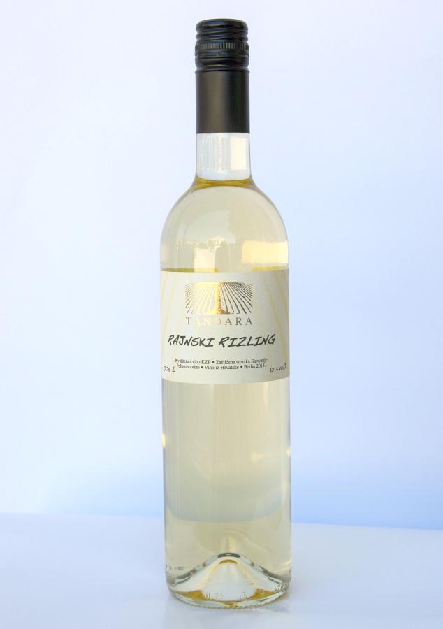49 - Rajnski Rizling - (2 botelje)